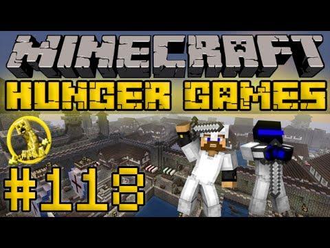 Голодные Игры #118 - Пожертвовал собой - Minecraft Hunger Games