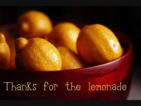 Lemonade - Chris Rice  lyrics
