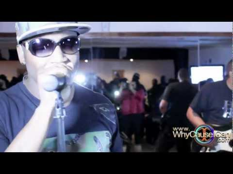 Icon's (imtheicon) Listening Party Hosted By Cherokee D' Ass (cherokeedassxxx) video