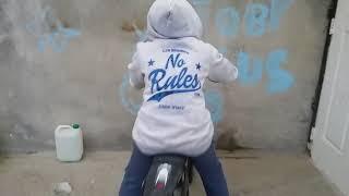 Video con la moto de bloggs o moto bloggera😄👍