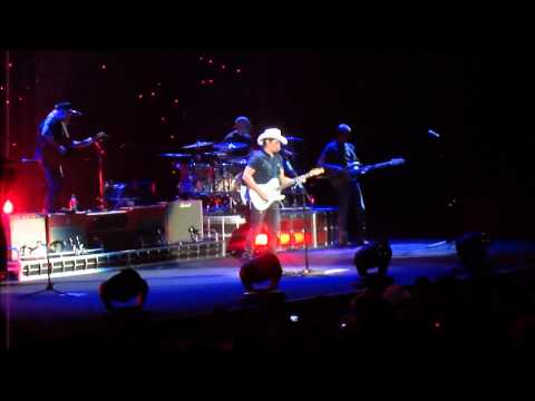 Brad Paisley this Is Country Music Live Spokane Wa 9-2-12 video