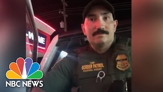 Border Patrol Stops Two Women In Montana For Speaking Spanish | NBC News