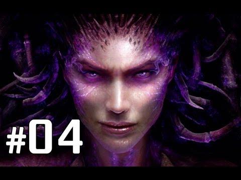 Starcraft 2: Heart of the Swarm - Español Walkthrough - Misión 4