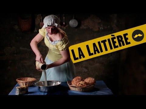 GOLDEN SHOW – La Laitière – parodie pub