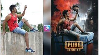Insta viral PUBG Dropbox lover photo editing   PicsArt new PUBG lover editing 2019