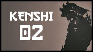 Kenshi Gameplay Walkthrough Part 2 (FINDING THE SHINOBI THIEVES 2018)