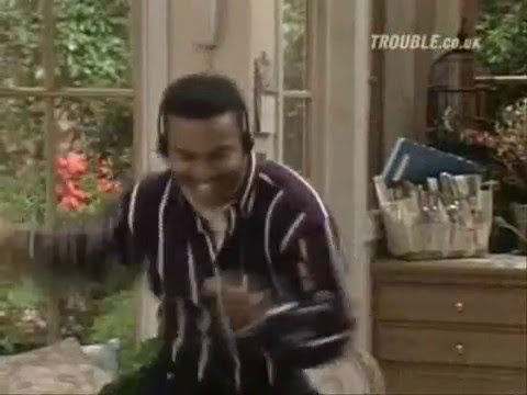 Carlton Dance Episode Famous Carlton Dance a