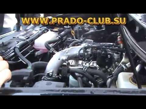 Утопили Toyota Land Cruiser 150 - полная версия