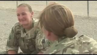Meet Four Female Dog Handlers in Afghanistan 10.06.14