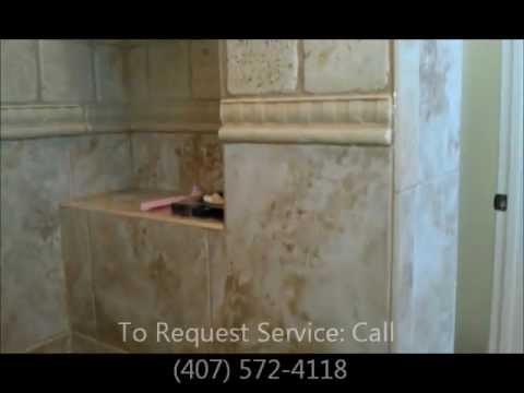 how to clean mold in house