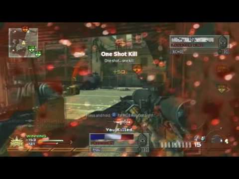 IReapZz - MW2 sniper Montage 2 Video