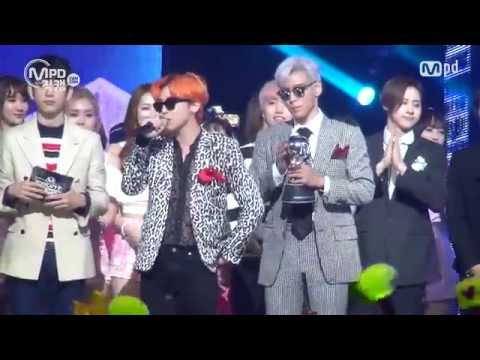 [MPD직캠] 지디앤탑 1위 앵콜 직캠 쩔어 ZUTTER TD&TOP Fancam No.1 Encore full ver. MNET MCOUNTDOWN 150820