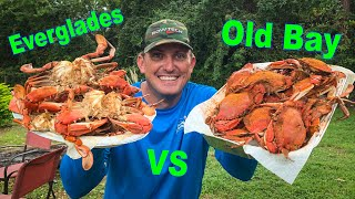 Maryland Style vs DMFD style - Blue Crabs {Catch Clean Cook}