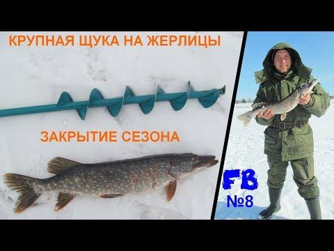 март рыбалка на жерлицы