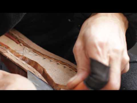 Gordon Rush - Hand Made -- Robin Bacior -