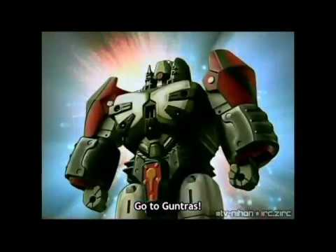 Chouseishin Gransazer Commercials video
