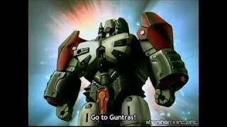 ChouSeiShin Gransazer Commercials (English Sub)