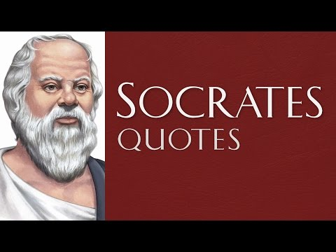 🔴 Timeless Quotes of Wisdom from Socrates