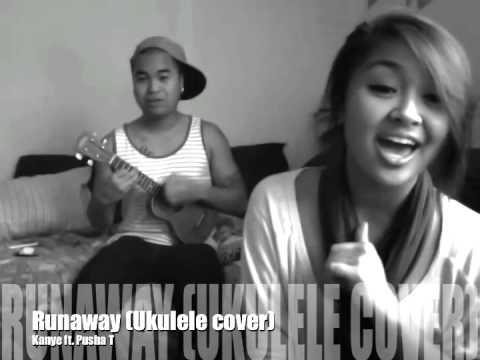 Runaway - Kanye West ft. Pusha T (ukulele cover)