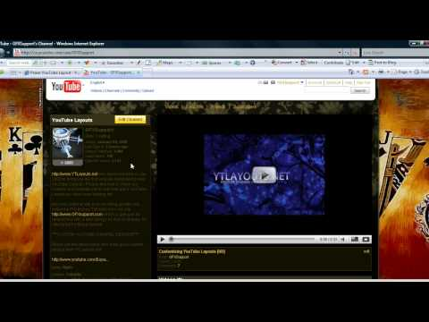 How to use YTLayouts.net - YouTube Layouts