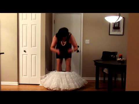 Galerry dress slip youtube