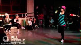 "Bgirl Peppa the Hot Steppa : ""Activate Dance Mode"""