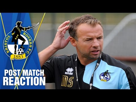 REACTION: Marcus post Hartlepool United