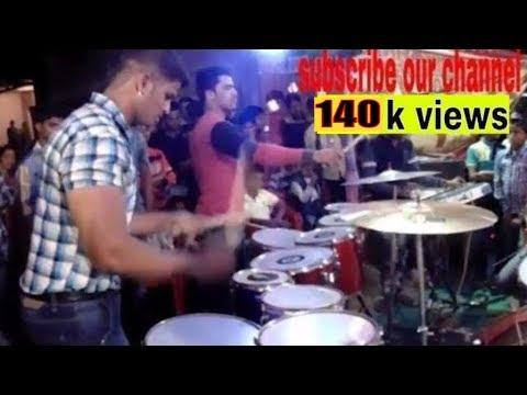 Jay Malhar and Tujyat Jiv Rangala song on benjo by  Kanifnath beats