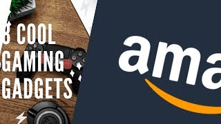 8 Cool Gaming Gadgets on Amazon
