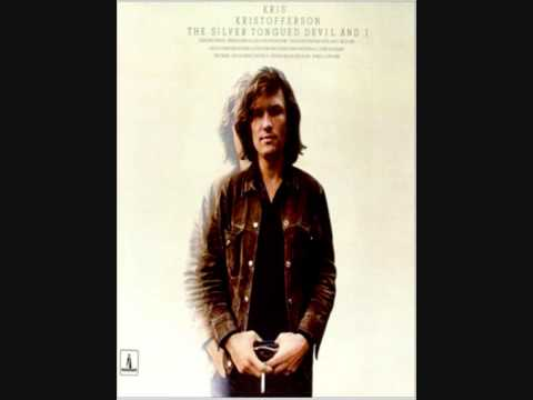 Kris Kristofferson - Epitaph (Black and Blue)