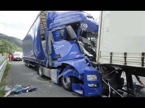FAIL   Truck Crash Compilation 2016   FailArmy Channel
