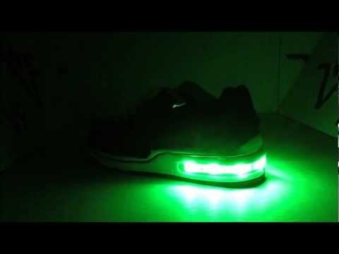 Vegas Footwear [Light up Shoes]