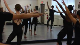 Modern Dance Intermediate:Advance