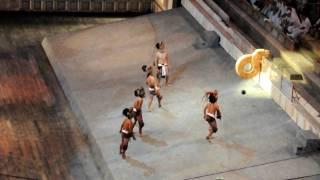 Xcaret - Pok-ta-Pok - Mayan ball game