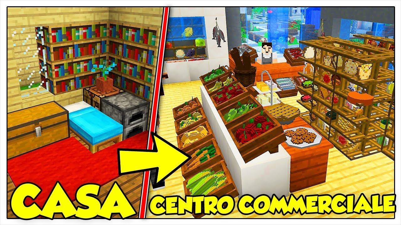 Trasformiamo la mia casa in un centro commerciale for Aiuta a progettare la mia casa