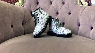 Детские ботинки ZENDEN first из новой коллекции!