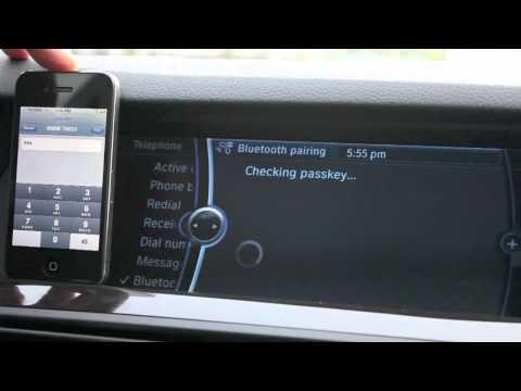 2010 Bmw X3 Bluetooth Pairing