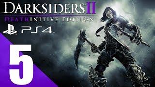 Прохождение игры darksiders 2 deathinitive edition 2015 затерянный храм
