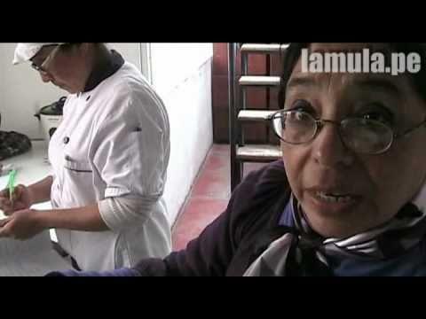 Sordociegos del Perú crean deliciosos fideos junto a Hellen Keller – La Mula