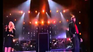 Pitbull ft Christina Aguilera  - Feel this Moment Live // A-ha LIVE Billboard Music Awards 2013