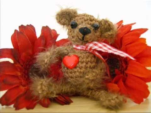 Mini teddy häkeln