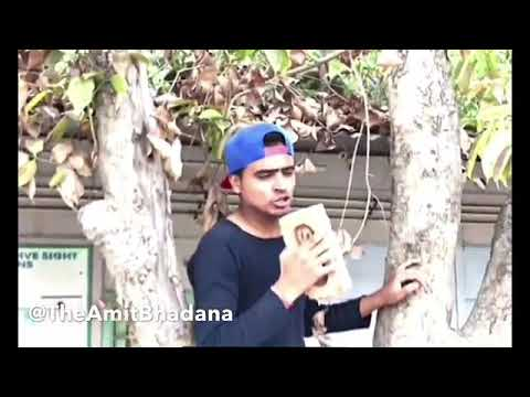 Amit Badana desi cricket video