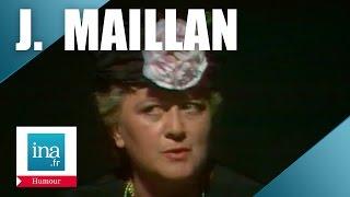 Jacqueline Maillan, les meilleurs sketchs | Archive INA