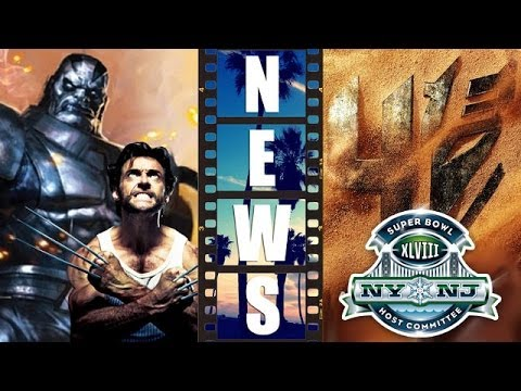 X-Men Apocalypse 2016, Transformers 4 Age of Extinction Super Bowl 2014 - Beyond The Trailer