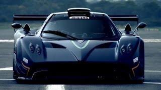 Pagani Zonda R | Top Gear | BBC