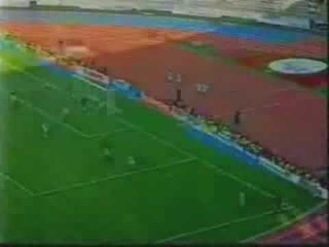 Brasil vs Argentina - World Cup 1990