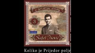Safet Isovic - Koliko je Prijedor polje - (Audio 1964)