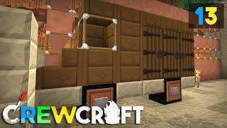 Crewcraft Minecraft Server :: Polishing! E13