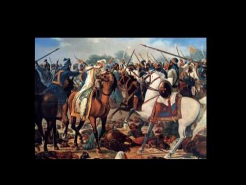 The Great Sikh Emperor Maharajah Ranjit Singh (Lion of Punjab...