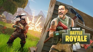 THIS GAME IS AWESOME! Fortnite Battle Royale Gameplay